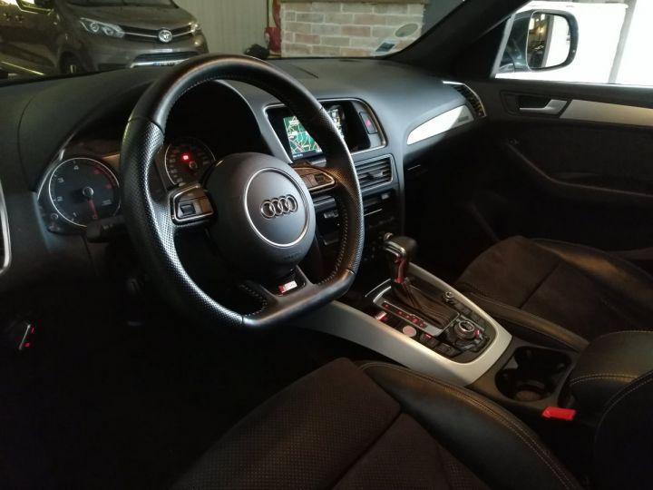 Audi Q5 3.0 TDI 258 CV SLINE QUATTRO BVA Gris - 5