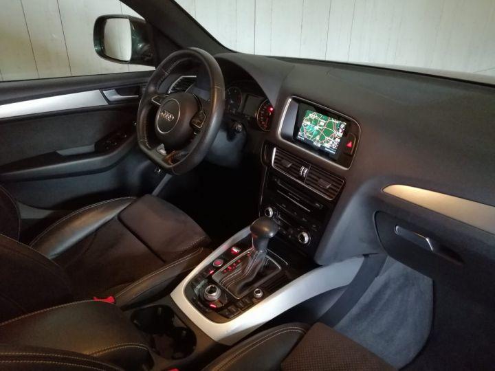 Audi Q5 3.0 TDI 258 CV SLINE QUATTRO BVA Gris - 7