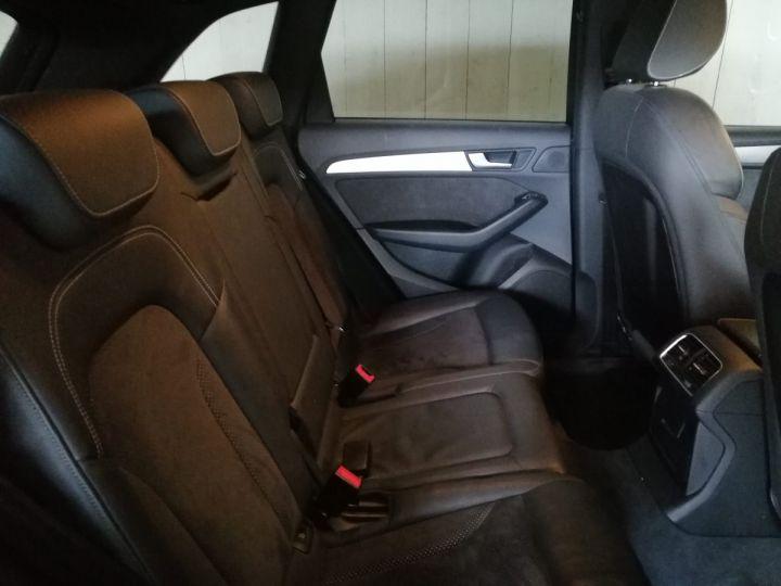 Audi Q5 3.0 TDI 258 CV SLINE QUATTRO BVA Gris - 9