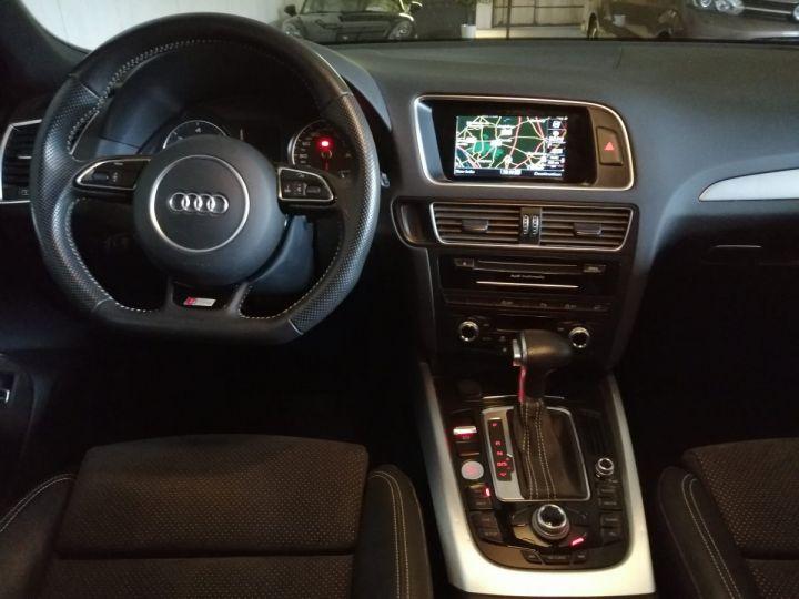 Audi Q5 3.0 TDI 258 CV SLINE QUATTRO BVA Gris - 6