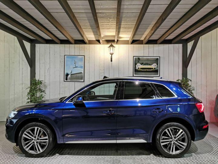 Audi Q5 3.0 TDI 286 CV DESIGN LUXE QUATTRO BVA Bleu - 1