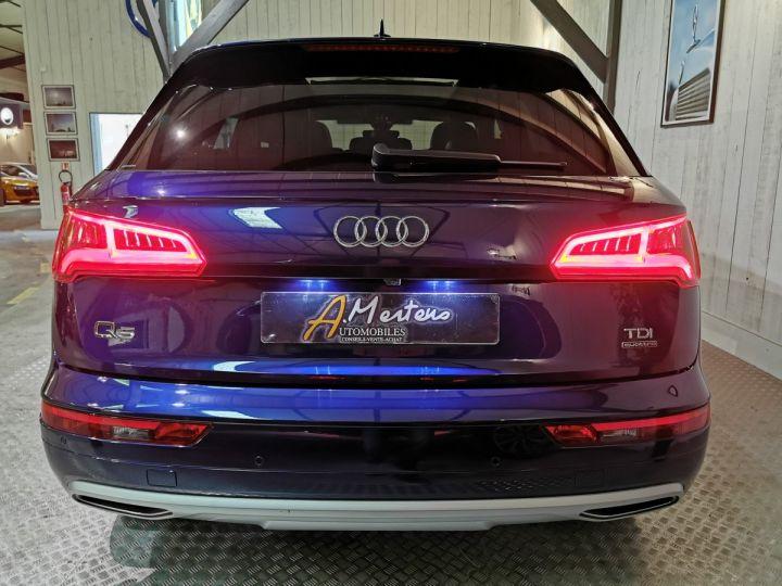 Audi Q5 3.0 TDI 286 CV DESIGN LUXE QUATTRO BVA Bleu - 4