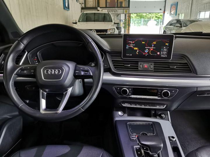 Audi Q5 3.0 TDI 286 CV DESIGN LUXE QUATTRO BVA Bleu - 6