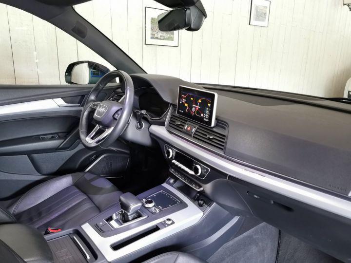 Audi Q5 3.0 TDI 286 CV DESIGN LUXE QUATTRO BVA Bleu - 7