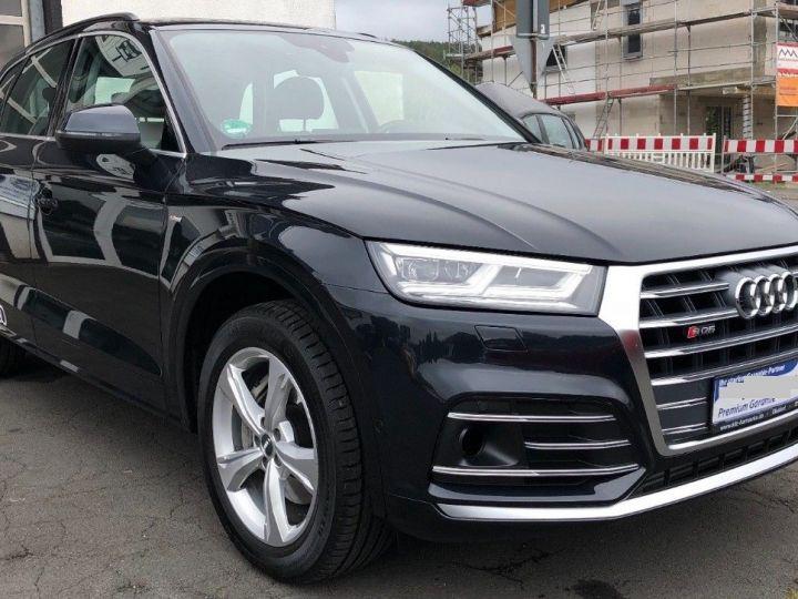 Audi Q5 3.0  TDI 286 quattro S-Line(02/2018) noir métal - 1