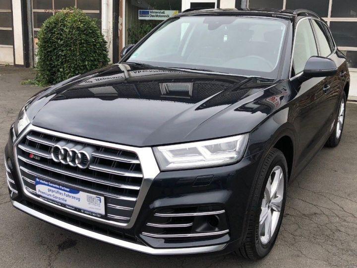 Audi Q5 3.0  TDI 286 quattro S-Line(02/2018) noir métal - 3