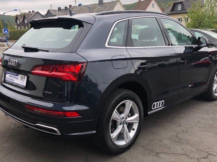 Audi Q5 3.0  TDI 286 quattro S-Line(02/2018) noir métal - 4