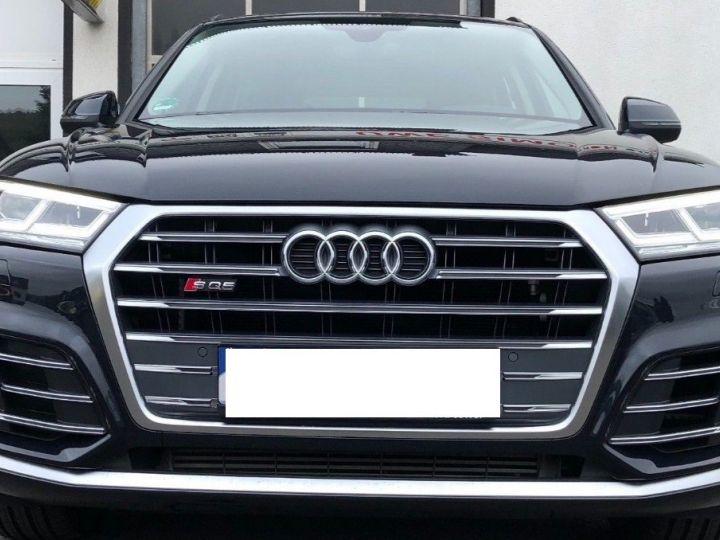 Audi Q5 3.0  TDI 286 quattro S-Line(02/2018) noir métal - 7