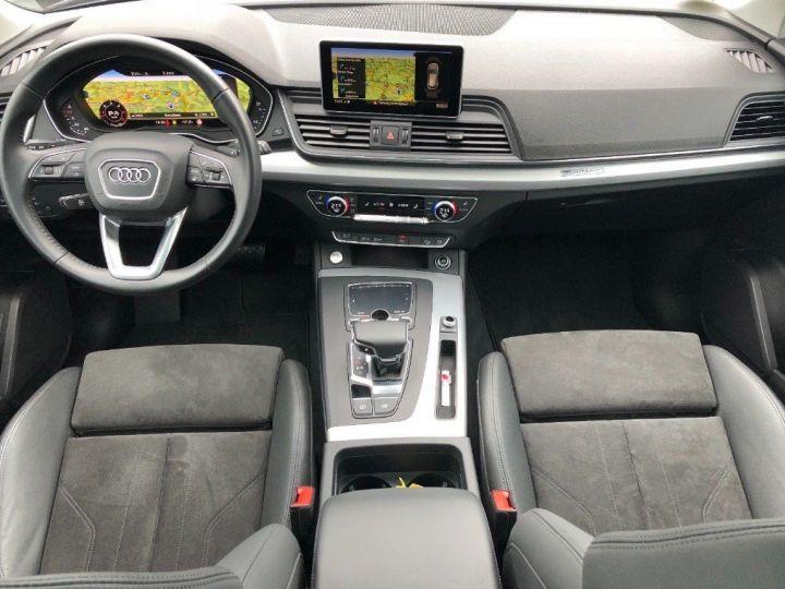 Audi Q5 3.0  TDI 286 quattro S-Line(02/2018) noir métal - 8