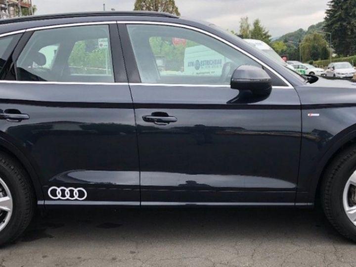Audi Q5 3.0  TDI 286 quattro S-Line(02/2018) noir métal - 9