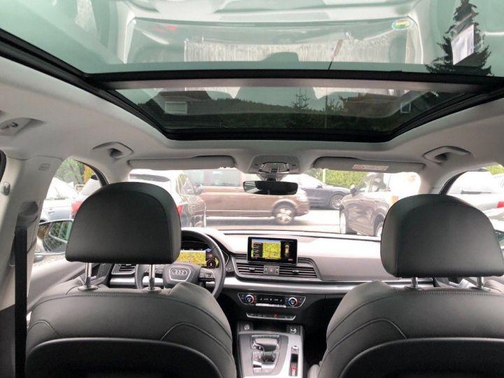 Audi Q5 3.0  TDI 286 quattro S-Line(02/2018) noir métal - 12