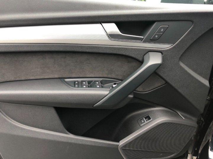 Audi Q5 3.0  TDI 286 quattro S-Line(02/2018) noir métal - 14