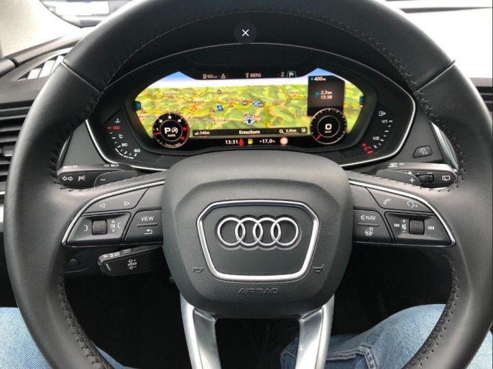 Audi Q5 3.0  TDI 286 quattro S-Line(02/2018) noir métal - 18