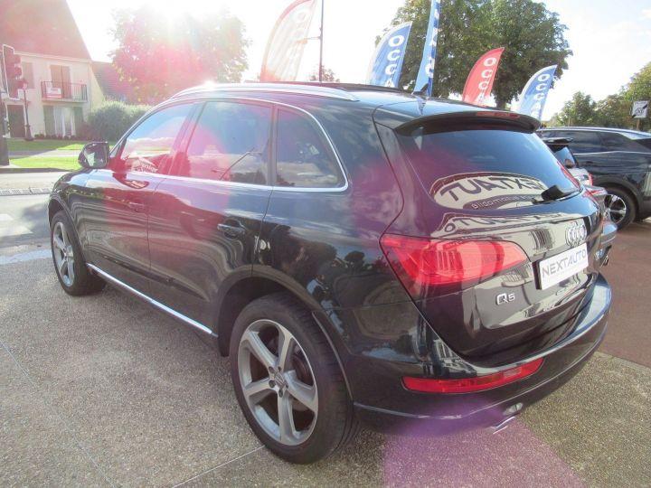 Audi Q5 3.0 V6 TDI 245CH FAP AVUS QUATTRO S TRONIC 7 Noir - 3