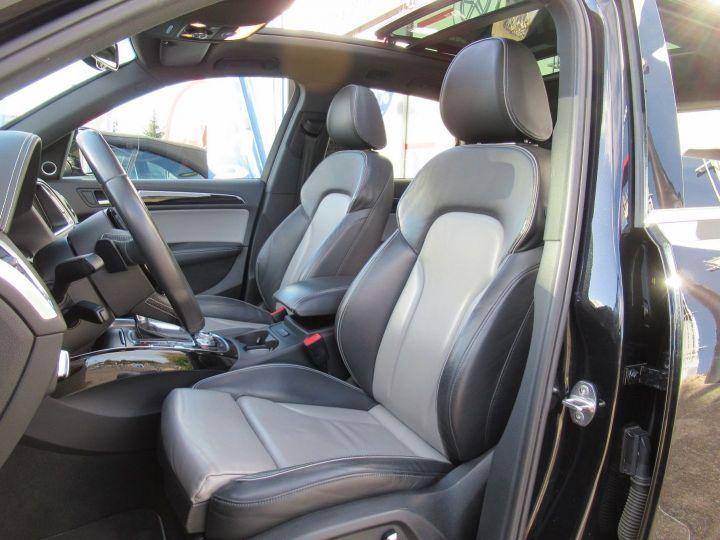 Audi Q5 3.0 V6 TDI 245CH FAP AVUS QUATTRO S TRONIC 7 Noir - 4