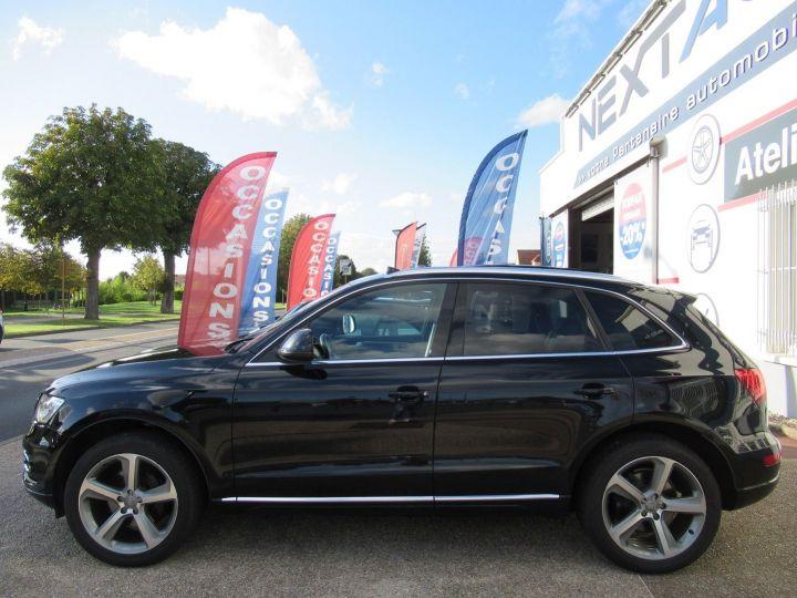 Audi Q5 3.0 V6 TDI 245CH FAP AVUS QUATTRO S TRONIC 7 Noir - 5