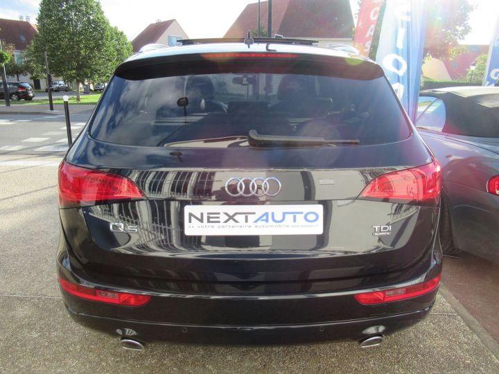 Audi Q5 3.0 V6 TDI 245CH FAP AVUS QUATTRO S TRONIC 7 Noir - 8