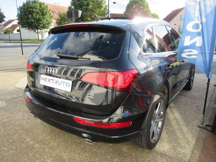 Audi Q5 3.0 V6 TDI 245CH FAP AVUS QUATTRO S TRONIC 7 Noir - 9