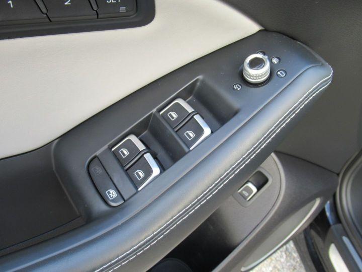 Audi Q5 3.0 V6 TDI 245CH FAP AVUS QUATTRO S TRONIC 7 Noir - 14