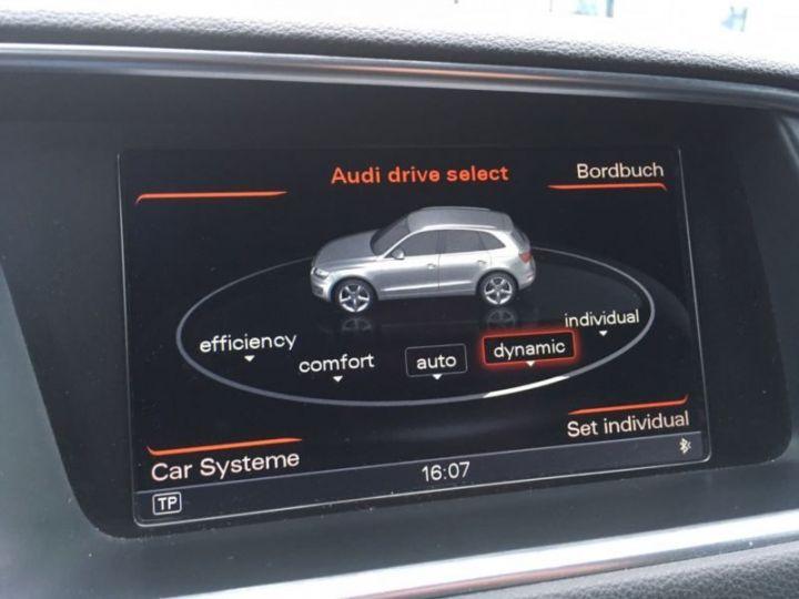 Audi Q5 3.0 V6 TDI 245CH FAP S LINE QUATTRO S TRONIC 7 GRIS Occasion - 4