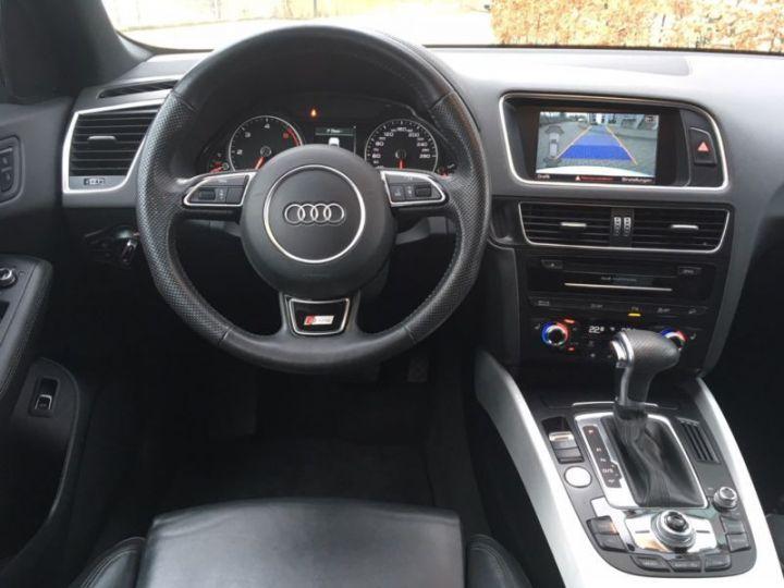 Audi Q5 3.0 V6 TDI 245CH FAP S LINE QUATTRO S TRONIC 7 GRIS Occasion - 5