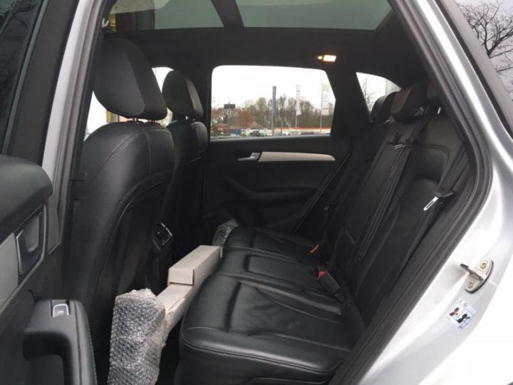 Audi Q5 3.0 V6 TDI 245CH FAP S LINE QUATTRO S TRONIC 7 GRIS Occasion - 8