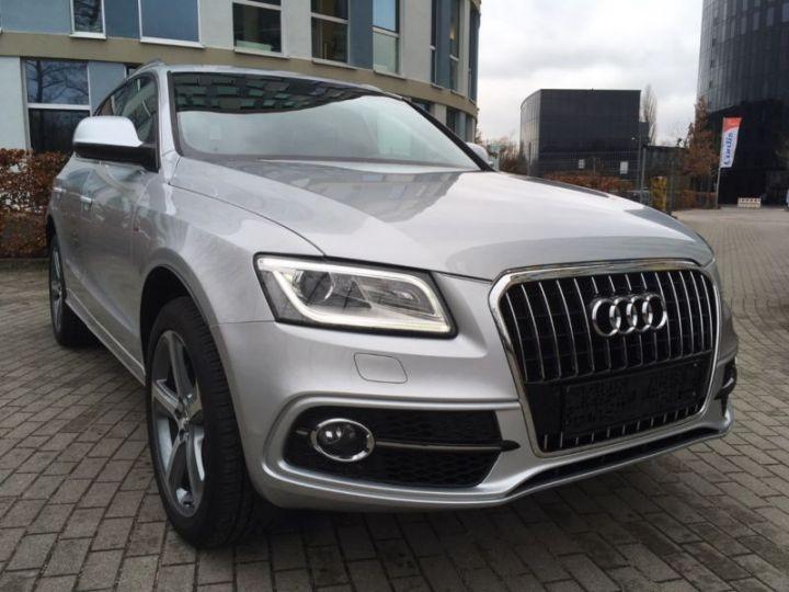 Audi Q5 3.0 V6 TDI 245CH FAP S LINE QUATTRO S TRONIC 7 GRIS Occasion - 12