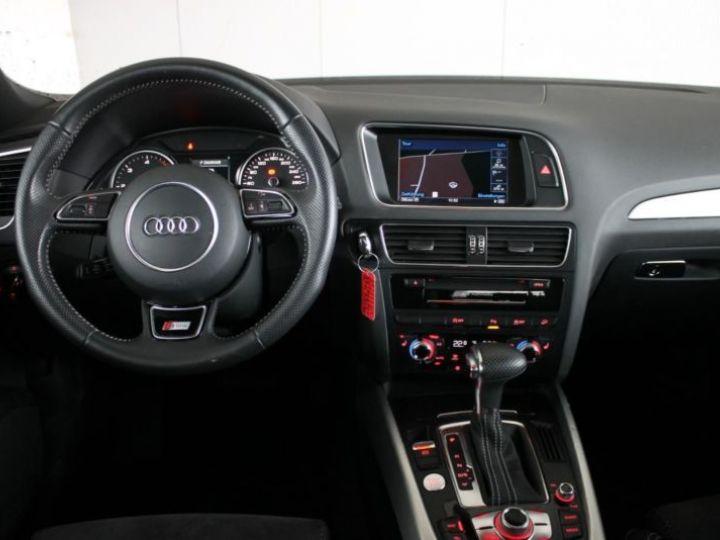 Audi Q5 3.0 V6 TDI 245CH FAP S LINE QUATTRO S TRONIC 7 NOIR Occasion - 5