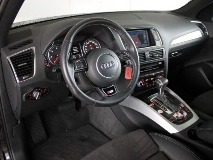 Audi Q5 3.0 V6 TDI 245CH FAP S LINE QUATTRO S TRONIC 7 NOIR Occasion - 9