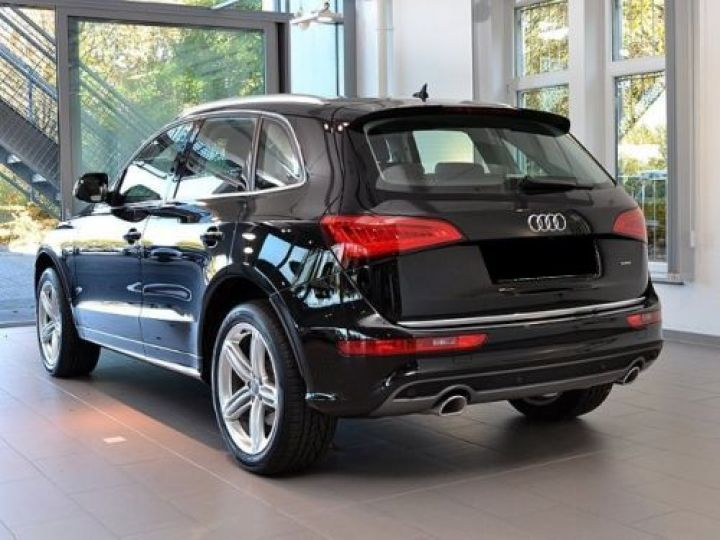 Audi Q5 3.0 V6 TDI 258CH CLEAN DIESEL AMBITION LUXE QUATTRO S TRONIC 7 NOIR Occasion - 3