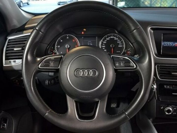 Audi Q5 3.0 V6 TDI 258CH CLEAN DIESEL AMBITION LUXE QUATTRO S TRONIC 7 NOIR Occasion - 6