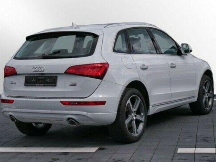 Audi Q5 3.0 V6 TDI 258CH CLEAN DIESEL BUSINESS LINE QUATTRO S TRONIC 7 (08/2018) bleu métal - 2
