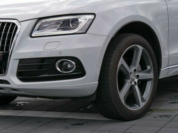 Audi Q5 3.0 V6 TDI 258CH CLEAN DIESEL BUSINESS LINE QUATTRO S TRONIC 7 (08/2018) bleu métal - 3