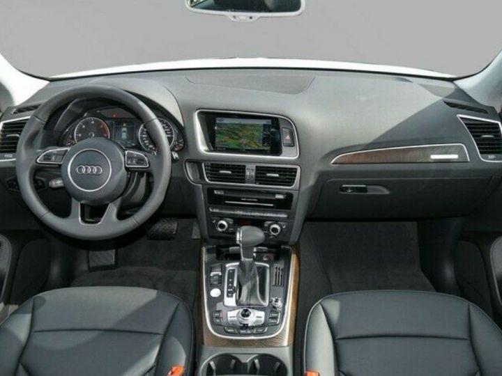 Audi Q5 3.0 V6 TDI 258CH CLEAN DIESEL BUSINESS LINE QUATTRO S TRONIC 7 (08/2018) bleu métal - 6