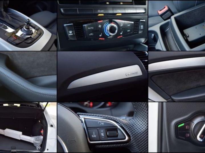 Audi Q5 3.0 V6 TDI 258CH CLEAN DIESEL S LINE QUATTRO S TRONIC 7 BLANC Occasion - 7