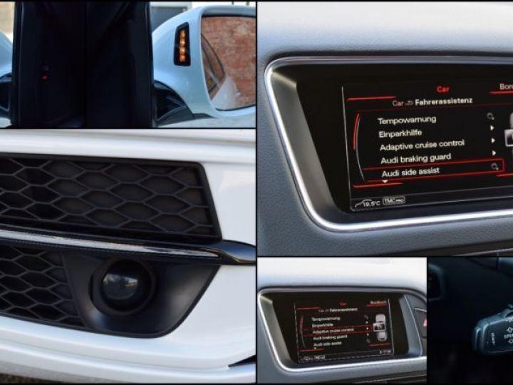 Audi Q5 3.0 V6 TDI 258CH CLEAN DIESEL S LINE QUATTRO S TRONIC 7 BLANC Occasion - 8