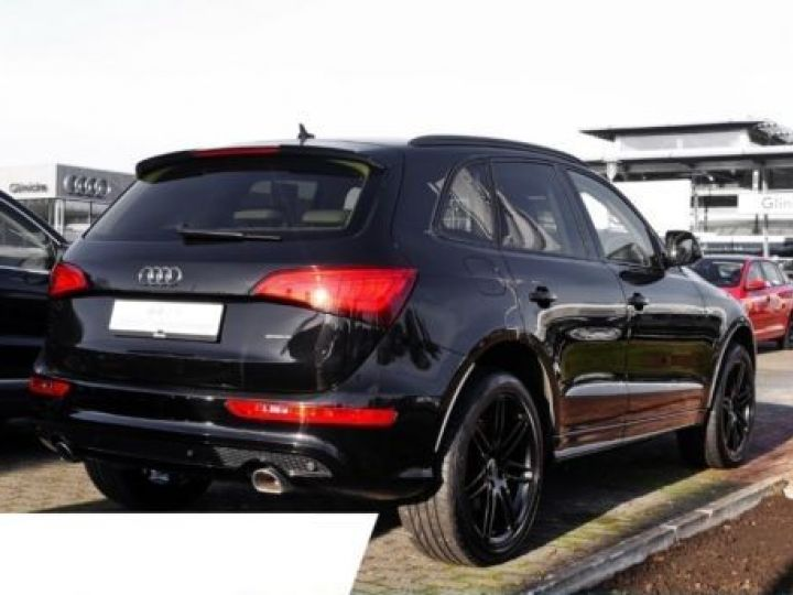 Audi Q5 3.0 V6 TDI 258CH CLEAN DIESEL S LINE QUATTRO S TRONIC 7 NOIR Occasion - 2