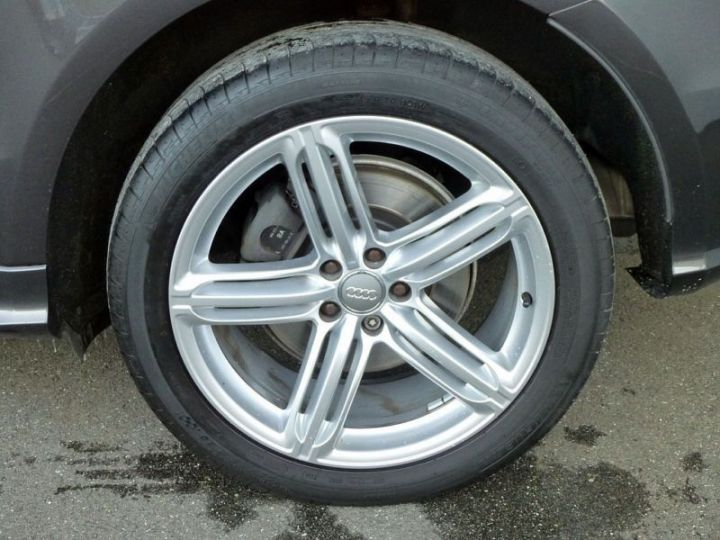 Audi Q5 3.0 V6 TDI 258CH CLEAN DIESEL S LINE QUATTRO S TRONIC 7 NOIR Occasion - 9