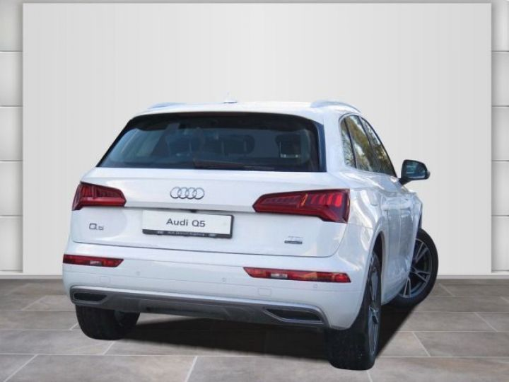 Audi Q5 3.0 V6 TDI 286CH BUSINESS EXECUTIVE QUATTRO TIPTRONIC 8 BLANC Occasion - 3