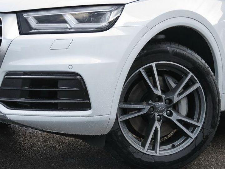Audi Q5 3.0 V6 TDI 286CH BUSINESS EXECUTIVE QUATTRO TIPTRONIC 8 BLANC Occasion - 4