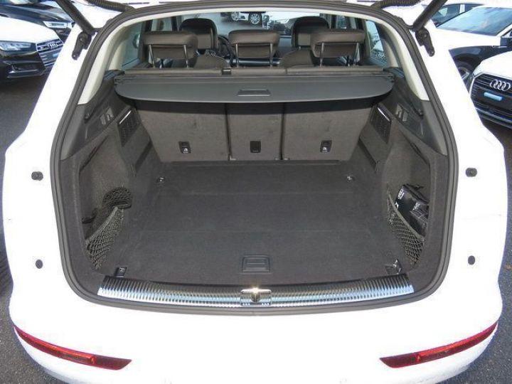 Audi Q5 3.0 V6 TDI 286CH BUSINESS EXECUTIVE QUATTRO TIPTRONIC 8 BLANC Occasion - 9