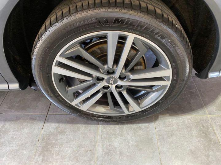Audi Q5 3.0 V6 TDI 286CH S LINE QUATTRO GRIS FONCE - 14