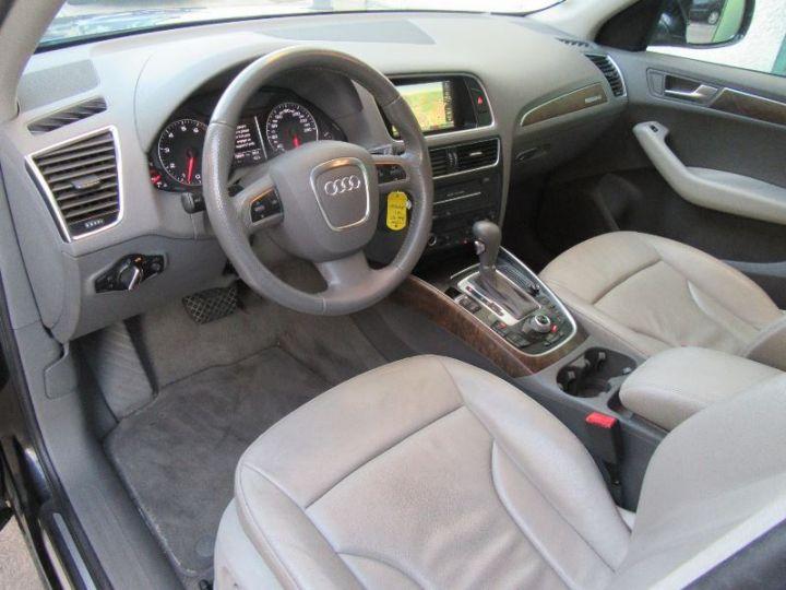 Audi Q5 3.2 V6 FSI 270CH AVUS QUATTRO S TRONIC 7 NOIR Occasion - 2
