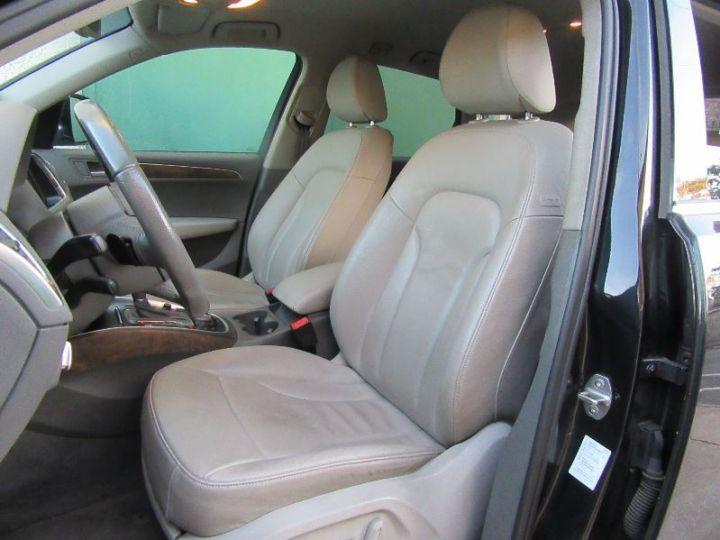 Audi Q5 3.2 V6 FSI 270CH AVUS QUATTRO S TRONIC 7 NOIR Occasion - 4