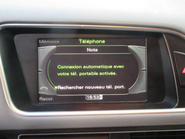 Audi Q5 3.2 V6 FSI 270CH AVUS QUATTRO S TRONIC 7 NOIR Occasion - 9
