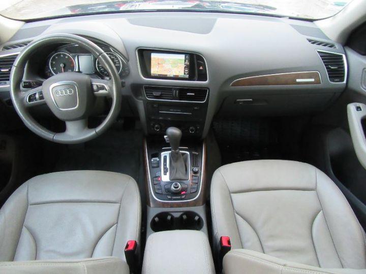 Audi Q5 3.2 V6 FSI 270CH AVUS QUATTRO S TRONIC 7 NOIR Occasion - 10
