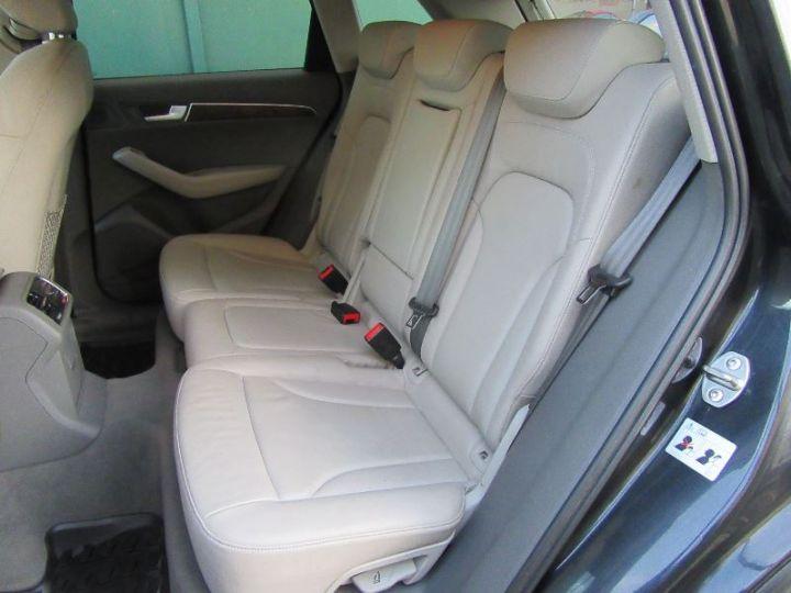 Audi Q5 3.2 V6 FSI 270CH AVUS QUATTRO S TRONIC 7 NOIR Occasion - 11