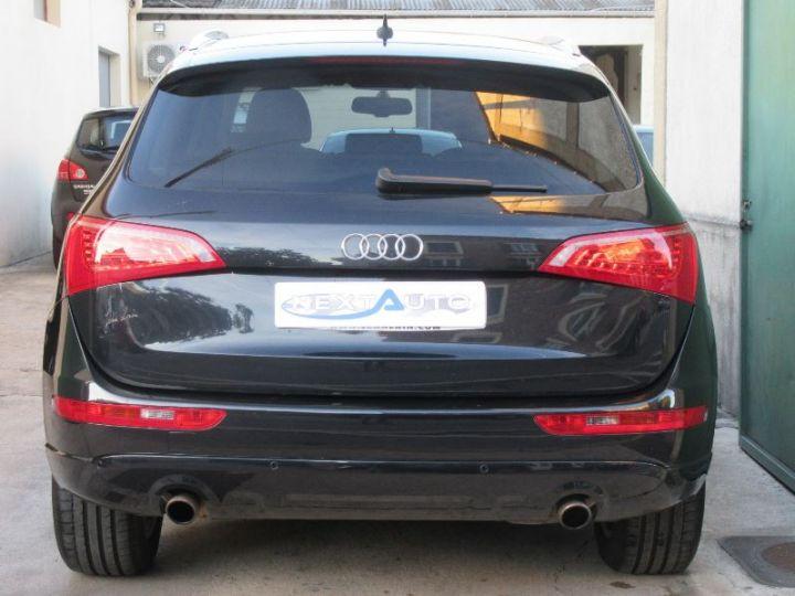 Audi Q5 3.2 V6 FSI 270CH AVUS QUATTRO S TRONIC 7 NOIR Occasion - 14