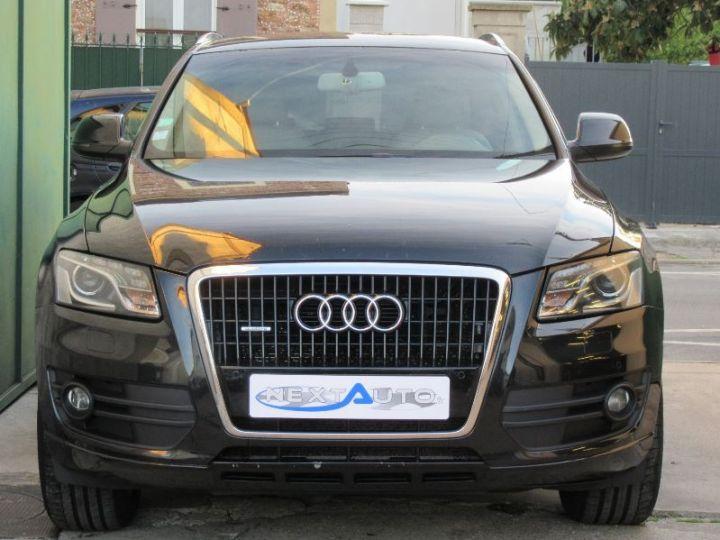 Audi Q5 3.2 V6 FSI 270CH AVUS QUATTRO S TRONIC 7 NOIR Occasion - 19
