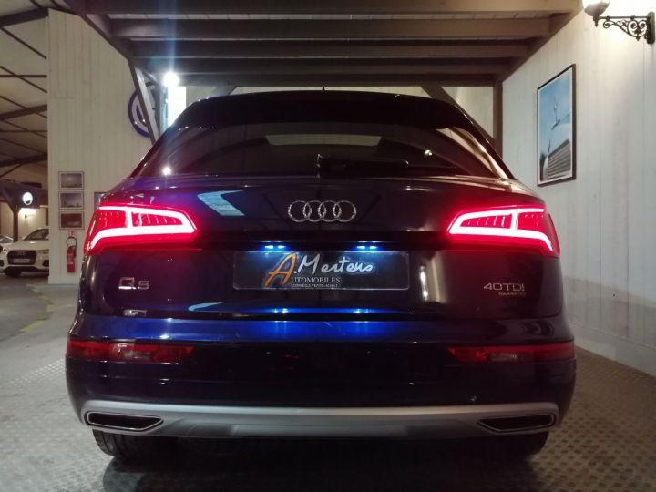 Audi Q5 40 TDI 190 CV SLINE QUATTRO BVA Bleu - 4